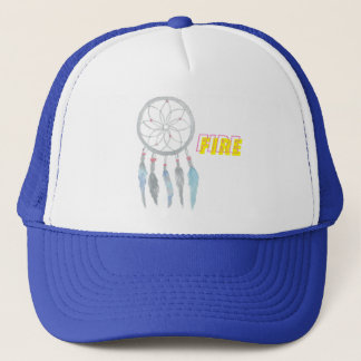 Teen Dreamcatcher Trucker Hat