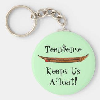 teen$ense Keychain