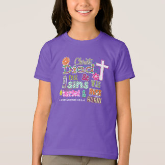 Teen Girl's Gospel Shirt
