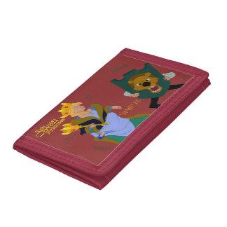 Teen Prince Derek and Princess Odette Wallet