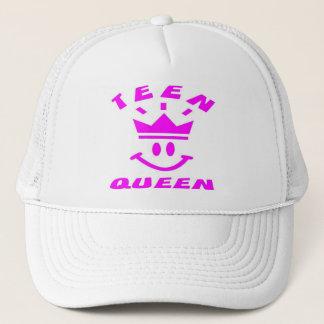 TEEN QUEEN CAP