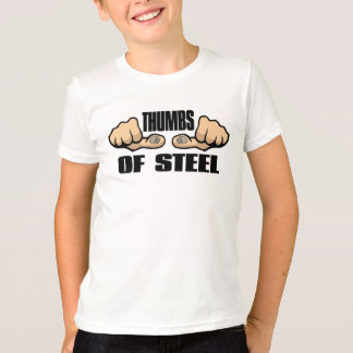 Teen Texter - Thumbs of Steel! T-Shirt