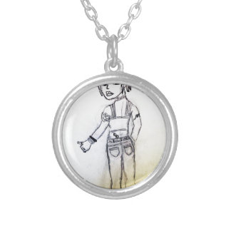 Teen Time Necklace