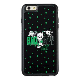 "Teen Titans Go!   ""Bad Boy"" Robin, Cyborg, & BB OtterBox iPhone 6/6s Plus Case"