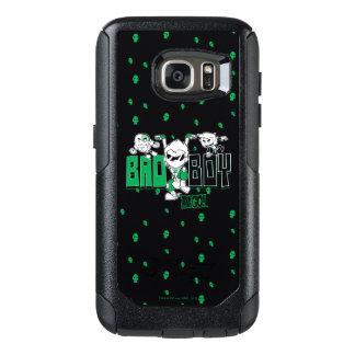 """Teen Titans Go!   """"Bad Boy"""" Robin, Cyborg, & BB OtterBox Samsung Galaxy S7 Case"""