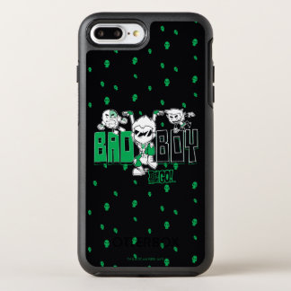 "Teen Titans Go! | ""Bad Boy"" Robin, Cyborg, & BB OtterBox Symmetry iPhone 8 Plus/7 Plus Case"