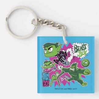 Teen Titans Go! | Beast Boy Shapeshifts Key Ring
