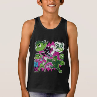 Teen Titans Go! | Beast Boy Shapeshifts Singlet