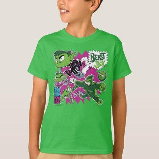 Teen Titans Go! | Beast Boy Shapeshifts T-Shirt