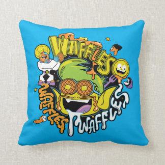 Teen Titans Go! | Beast Boy Waffles Cushion