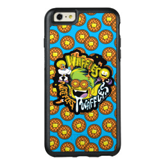 Teen Titans Go! | Beast Boy Waffles OtterBox iPhone 6/6s Plus Case