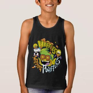 Teen Titans Go! | Beast Boy Waffles Singlet