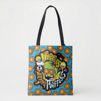 Teen Titans Go! | Beast Boy Waffles Tote Bag
