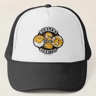 Teen Titans Go! | Burgers Versus Burritos Trucker Hat