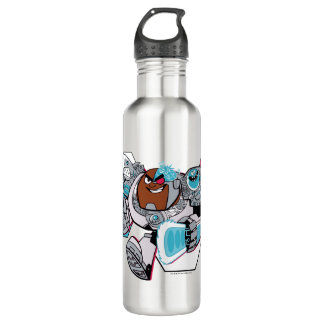 Teen Titans Go! | Cyborg's Arsenal Graphic 710 Ml Water Bottle