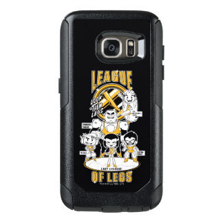 Teen Titans Go!   League of Legs OtterBox Samsung Galaxy S7 Case
