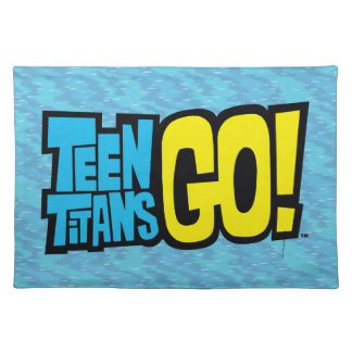 Teen Titans Go! | Logo Placemat