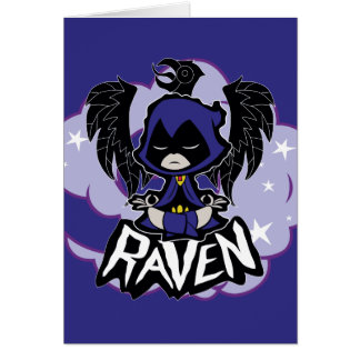 Teen Titans Go! | Raven Attack Card