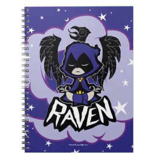 Teen Titans Go! | Raven Attack Notebooks