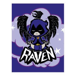 Teen Titans Go! | Raven Attack Postcard