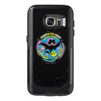 "Teen Titans Go!   Raven ""Azarath Metrion Zinthos"" OtterBox Samsung Galaxy S7 Case"
