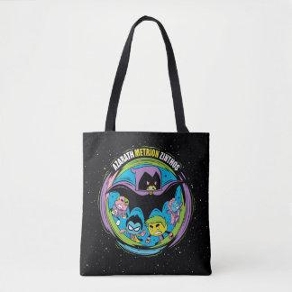 "Teen Titans Go! | Raven ""Azarath Metrion Zinthos"" Tote Bag"