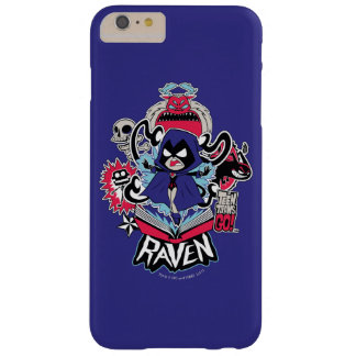 Teen Titans Go! | Raven Demonic Powers Graphic Barely There iPhone 6 Plus Case
