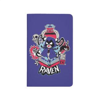 Teen Titans Go! | Raven Demonic Powers Graphic Journal
