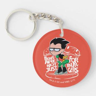 Teen Titans Go! | Robin Booty Scooty Buns Key Ring