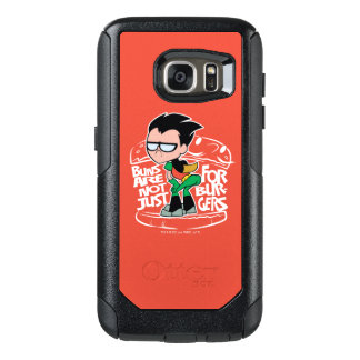 Teen Titans Go!   Robin Booty Scooty Buns OtterBox Samsung Galaxy S7 Case