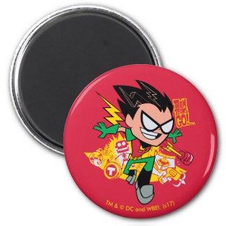 Teen Titans Go! | Robin's Arsenal Graphic Magnet