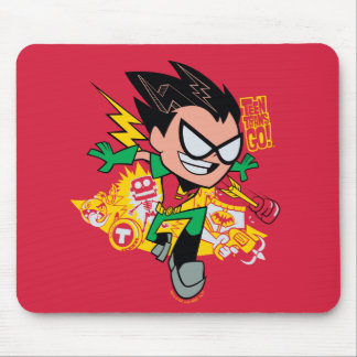 Teen Titans Go! | Robin's Arsenal Graphic Mouse Pad