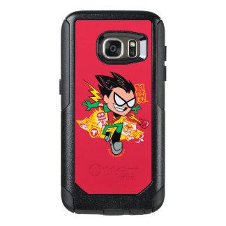 Teen Titans Go!   Robin's Arsenal Graphic OtterBox Samsung Galaxy S7 Case