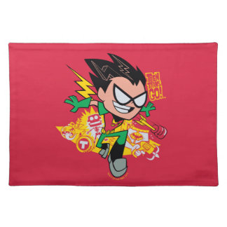Teen Titans Go! | Robin's Arsenal Graphic Placemat