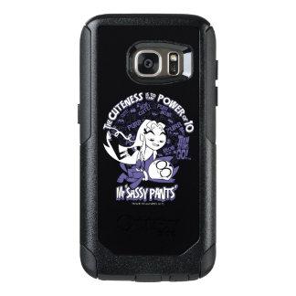 Teen Titans Go!   Starfire & Mr Sassy Pants OtterBox Samsung Galaxy S7 Case