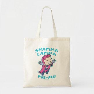 "Teen Titans Go! | Starfire ""Shamma Lamma Mu-Mu"" Tote Bag"