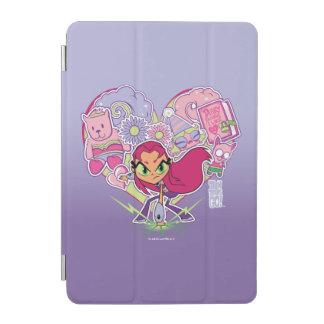 Teen Titans Go! | Starfire's Heart Punch Graphic iPad Mini Cover