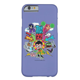 Teen Titans Go! | Team Arrow Graphic Barely There iPhone 6 Case
