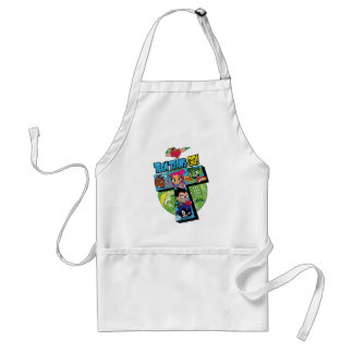 Teen Titans Go! | Titans Tower Collage Standard Apron
