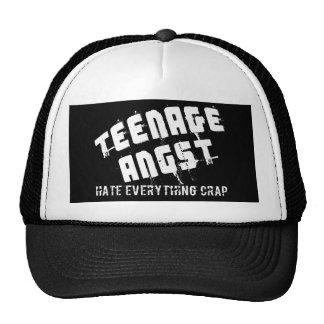 Teenage Angst Cap