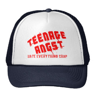 Teenage Angst Cap