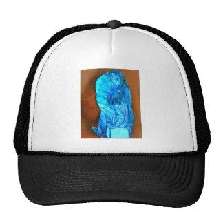 teenage attraction mesh hat