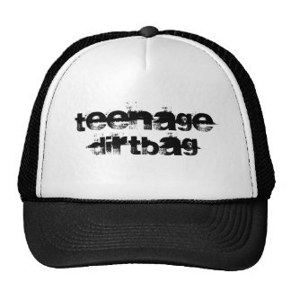 TEENAGE DIRTBAG CAP
