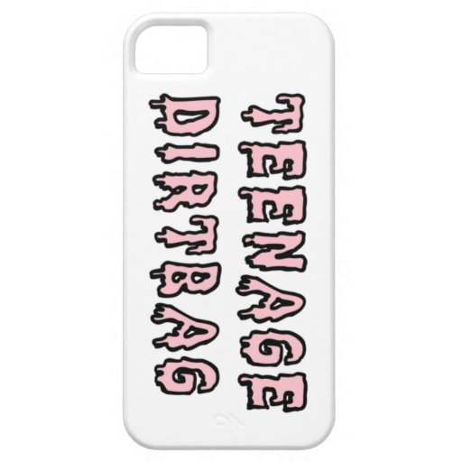 Teenage Dirtbag Iphone 5/5S Case Case For iPhone 5/5S