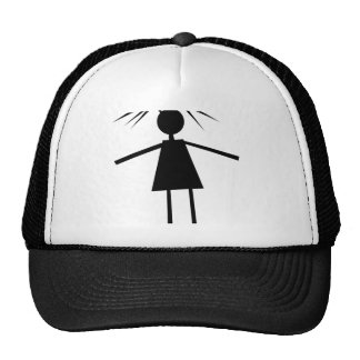 Teenage girl cap