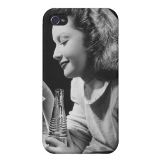 Teenage Girl iPhone 4/4S Cover