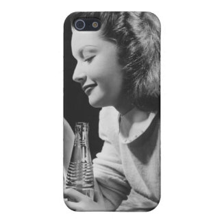 Teenage Girl Cover For iPhone 5