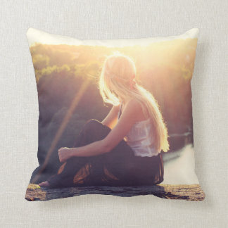 Teenage Girls Bohemian Pillow