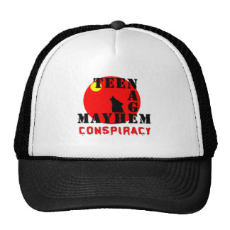 Teenage Mayhem Conspiracy Cap