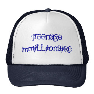Teenage Millionaire Mesh Hat
